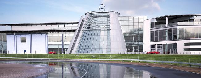 Mercedes Benz World
